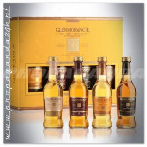 GLENMORANGIE THE PIONEERING COLLECTION 4*100ML