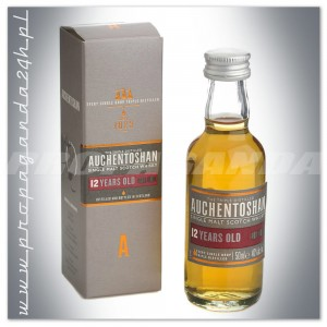 AUCHENTOSHAN 12YO SINGLE MALT 0,05L (MINI)
