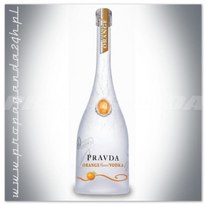 PRAVDA ORANGE VODKA 0,7L