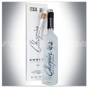 CHOPIN POTATO VODKA 6L + POMPKA + KARTON