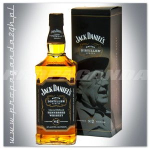 JACK DANIEL'S MASTER DISTILLER No.2 LIMITED EDITION 0,7L