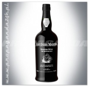 EAST INDIA MADEIRA RESERVE 0,75L