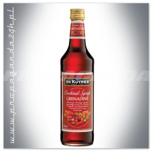 DE KUYPER COCKTAIL SYRUP GRENADINE 0,7L
