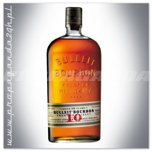 BULLEIT 10YO BOURBON FRONTIER WHISKEY 0,7L