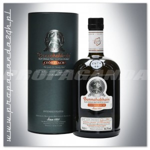 BUNNAHABHAIN CEOBANACH WHISKY SINGLE MALT 0,7L TUBA