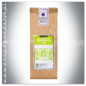 KAWA  BLUEBERRY ROASTERS ZIARNISTA- SALWADOR SHG 250G