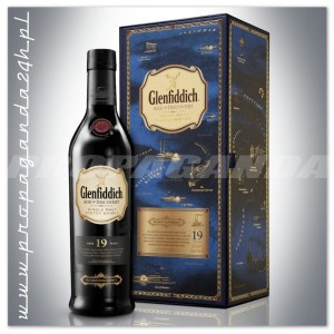 GLENFIDDICH 19YO AGE OF DISCOVERY BOURBON CASK WHISKY SINGLE MALT 0,7L