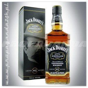 JACK DANIEL'S MASTER DISTILLER No.1 LIMITED EDITION 0,7L