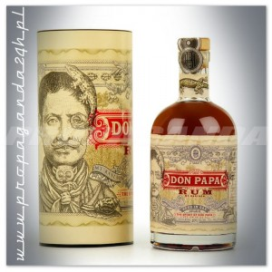 DON PAPA RUM 0,7L / FILIPINY