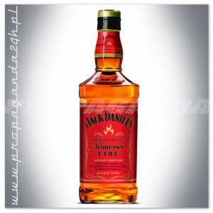 JACK DANIEL'S FIRE TENNESSEE WHISKEY 0,7L