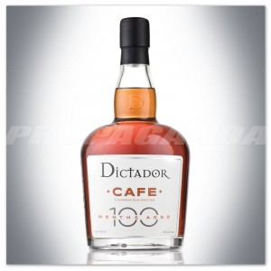 DICTADOR CAFE 100 MONTHS AGED COLOMBIAN RUM 0,7L