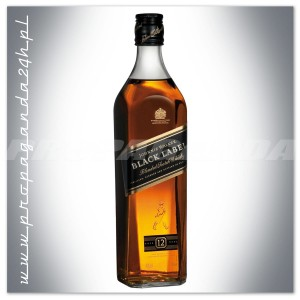 JOHNNIE WALKER BLACK LABEL WHISKY 0,7L