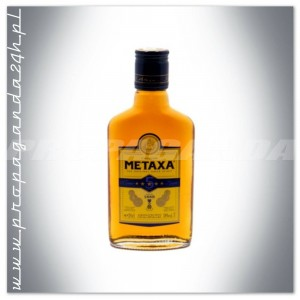 METAXA 5* ORIGINAL GREEK SPIRIT BRANDY 0,2L