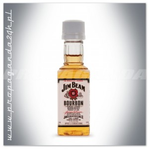 JIM BEAM WHITE KENTUCKY BOURBON 0,05L (MINI)