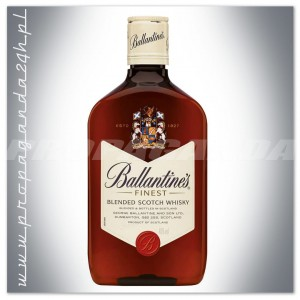 BALLANTINES FINEST BLENDED WHISKY 0,2L