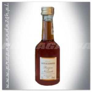 CALVADOS LOUIS DE LAURISTON POMMEAU DE NORMANDIE 0,05L (MINI)