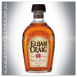 ELIJAH CRAIG 12YO SMALL BATCH BOURBON 0,7L