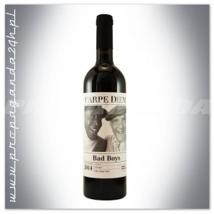 CARPE DIEM BAD BOYS VINTAGE 2014 0,75L