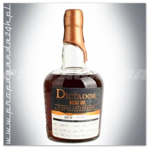 "DICTADOR RUM ""BEST OF 1976"" SHERRY CASK 0,7L - LIMITED RELEASE"