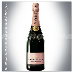 Szampan MOET & CHANDON ROSE IMPERIAL CHAMPAGNE 0,75L