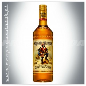 CAPTAIN MORGAN ORIGINAL SPICED GOLD RUM 0,5L