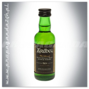 ARDBEG 10YO WHISKY SINGLE MALT 0,05L (MINI)