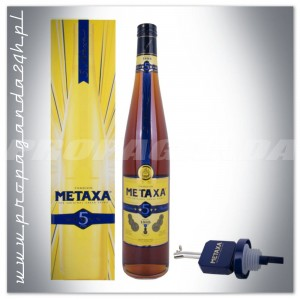 METAXA 5* ORIGINAL GREEK SPIRIT BRANDY 3,0L