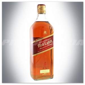 JOHNNIE WALKER RED LABEL WHISKY 3,0L