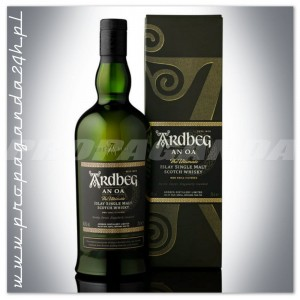 ARDBEG AN OA WHISKY SINGLE MALT 0,7L + KARTON