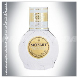 MOZART WHITE CHOCOLATE VANILLA CREAM 0,05L (MINI)