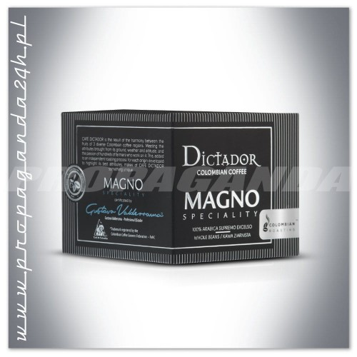 KAWA ZIARNISTA DICTADOR MAGNO SPECIALITY 250GR