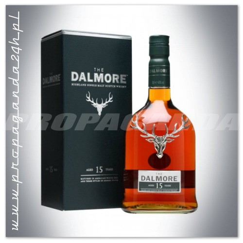 THE DALMORE 15 YO 0,7L + KARTONIK