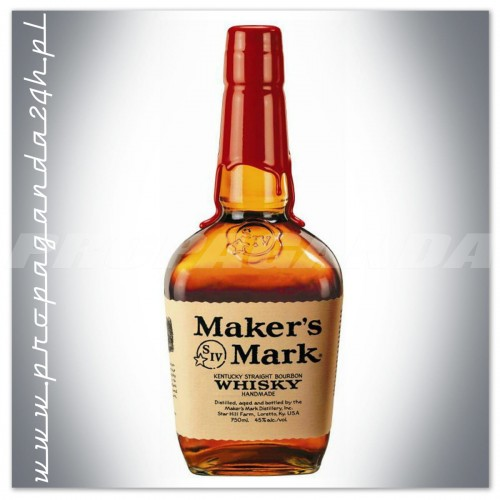 MAKER'S MARK KENTUCKY STRAIGHT BOURBON WHISKY 0,7L