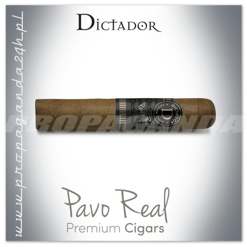 CYGARO DICTADOR PAVO REAL GRAND ROBUSTO
