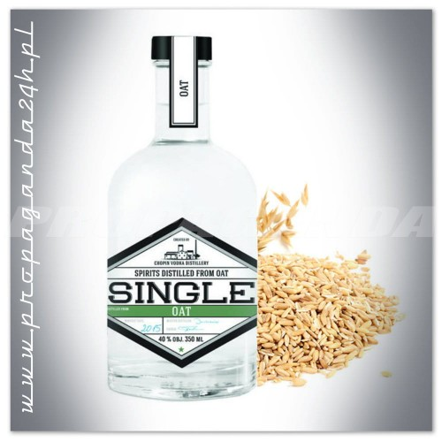 SINGLE OAT 2015 - CHOPIN VODKA 350ML /OWIES
