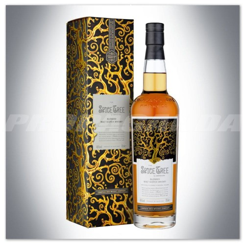 COMPASS BOX THE SPICE TREE 0,7L + KARTON