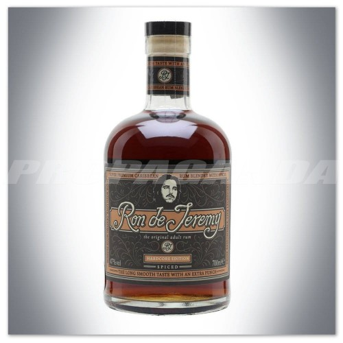 RON DE JEREMY SPICED HARDCORE EDITION RUM 0,7L