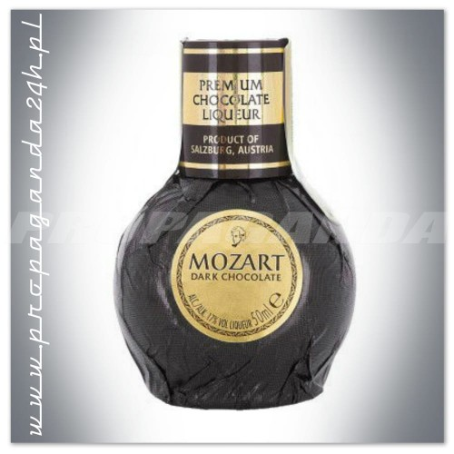 MOZART BLACK CHOCOLATE CREAM LIKIER 0,05L (MINI)