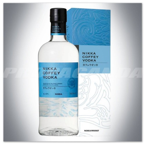 NIKKA COFFEY VODKA 0,7L + KARTON